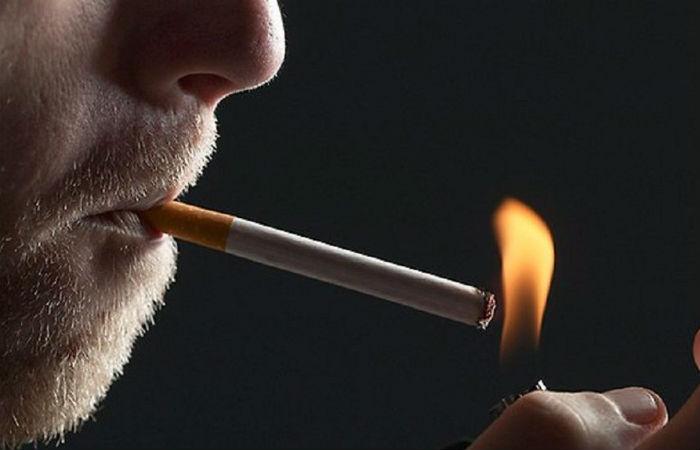 Даже одна сигарета вдень таит внутри себя смертельную опасность