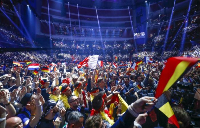 Евровидение -2018 Википедия
