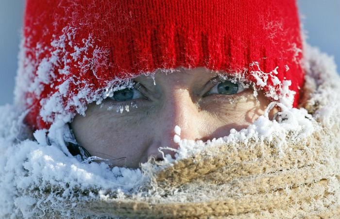 Морозы вКрасноярске простоят доконца января