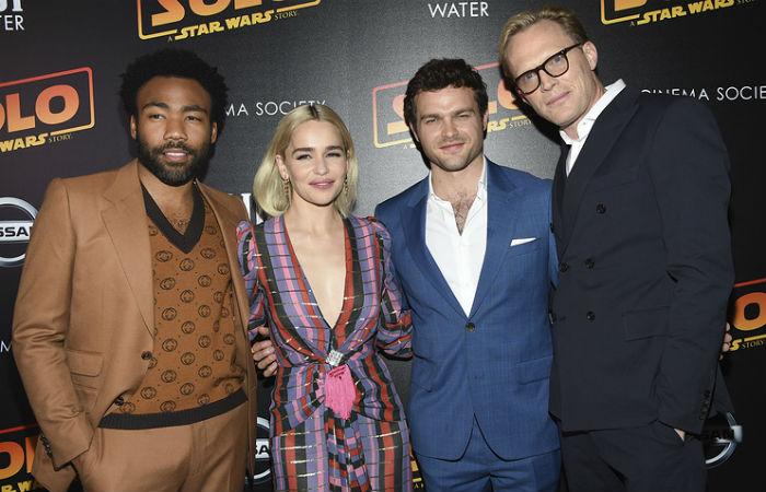 Хан Соло. Звёздные войны. Истории / Solo: A Star Wars Story [2018]: Эксперты назвали неудачным старт в прокате нового фильма из цикла Звездные войны